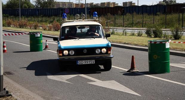 Automobilklub Morski to nie tylko sportowa rywalizacja, ale także sekcja pojazdów historycznych.