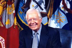 Prezydent Stanów Zjednoczonych Jimmy Carter nie miał raczej świadomości, że jego wizyta w Polsce zmieni fragment krajobrazu Gdańska.