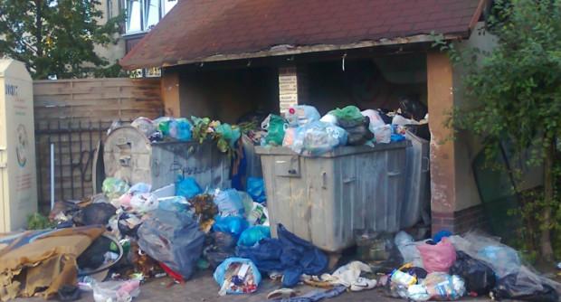 W Gdyni odbiorem i wywózką śmieci zajmie się prawdopodobnie przedsiębiorstwo Sanipor.
