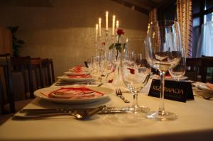 W Restauracji u Jakuba możesz nie tylko zjeść dobry posiłek. Możesz też poprosić o pomoc w przygotowaniu urodzin, wesela czy chrzcin.
