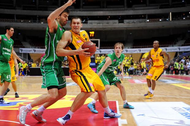 Filip Dylewicz i jego koledzy obronili Puchar Polski. Teraz pozostaje im wysoką dyspozycję zaprezentować również w rozgrywkach ligowych, które wielkimi krokami wkraczają w decydującą fazę.