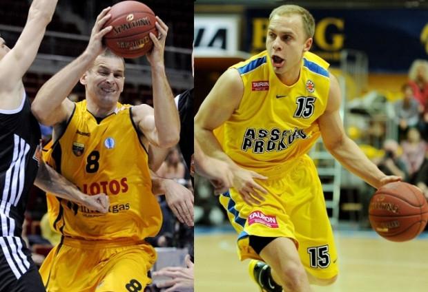 Filip Dylewicz i Łukasz Koszarek w minionym sezonie prowadzili Trefla do wicemistrzostwa Polski. Teraz już po raz trzeci staną naprzeciwko siebie w derbach Trójmiasta.