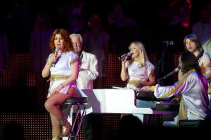 Abba The Show to imitacja na najwyższym poziomie - od wyglądu, przez zachowanie na scenie, po muzykę.