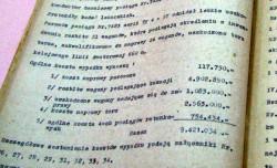 Koszty katastrofy kolejowej w Wielkim Kacku. Dla porównania przeciętna płaca w tym czasie wynosiła 16 tys. zł, 1 Dolar na czarnym rynku kosztował 2,5 tys zł, a chleb żytni 35 zł (1,5 kg).