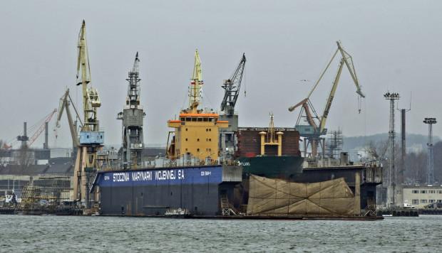 Stocznia Marynarki Wojennej od kwietnia 2011 roku jest w upadłości likwidacyjnej.