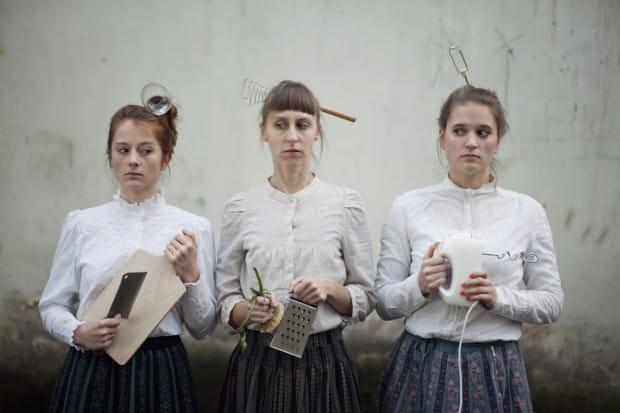 Sutari - objawienie Mikołajków Folkowych w Lublinie. Czy uda się wiosnę przywołać urządzeniami kuchennymi?