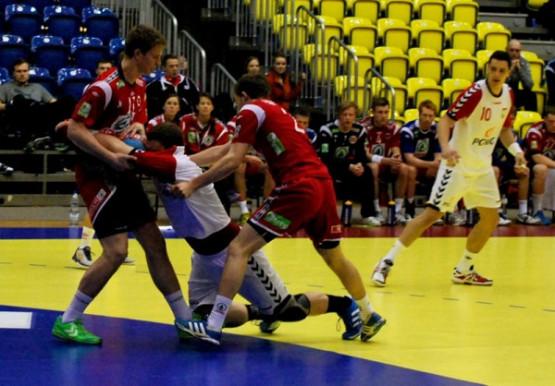 Po zwycięstwie z Norwegami na inaugurację turnieju w Gdańsku reprezentacja Polski B przegrała z Duńczykami. W niedzielę biało-czerwonych czeka ostatni mecz - przeciwko Niemcom.