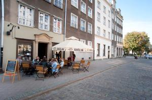 Od wtorku kawę zawiesić będzie można w gdańskiej kawiarni W Starym Kadrze.