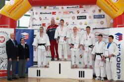 Sebastian Przybysz - II miejsce w kat. do 81 kg.