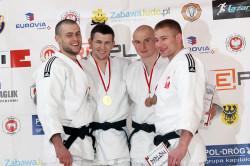 Sebastian Przybysz (z lewej).
