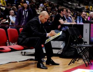 Trener Andrzej Adamek ma ostatnio o czym myśleć