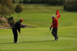 Turniej Kapitański Sierra Golf Club.