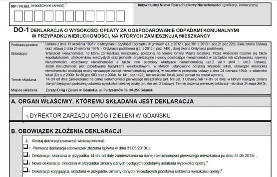 Niezłożenie deklaracji śmieciowej będzie ostatecznie skutkować karą 2,8 tys. zł.