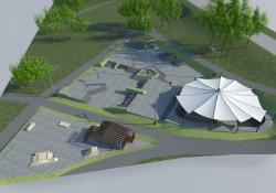 Obiekt ma zająć powierzchnię 1,6 tys. m kw.