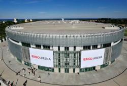 Ergo Arena na granicy Sopotu i Gdańska dobrze uzupełnia się z...