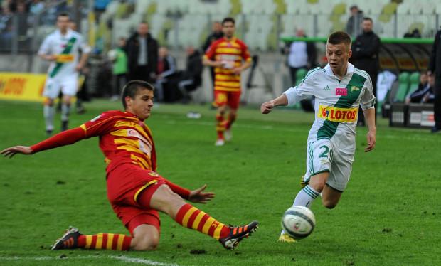 Łukasz Kacprzycki ma szansę wystąpić w reprezentacji Polski do lat 19 podczas eliminacji do mistrzostw Europy, które w czerwcu rozegrane zostaną na Pomorzu.