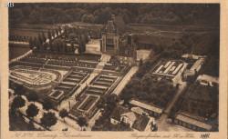 Tak niegdyś wyglądał kompleks gdańskiego krematorium.