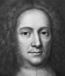 Tak mógł wyglądać Daniel Gabriel Fahrenheit według naukowców z Politechniki Gdańskiej, którzy odtworzyli jego wizerunek na podstawie zachowanych portretów jego potomków.
