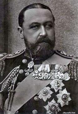 Książę Edynburga Alfred, którego imieniem nazwano filipińskie jelenie.