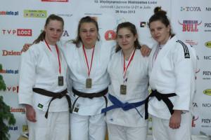 Magdalena Miller (pierwsza z lewej).