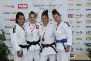 Barbara Lichońska (druga z lewej)