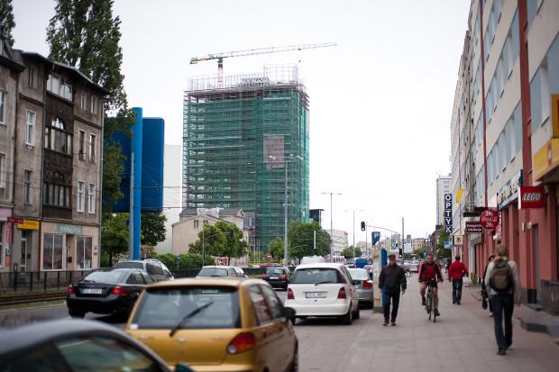 Centrum Biurowe Neptun osiągnęło najwyższy punkt, jest teraz najwyższym budynkiem w Gdańsku.