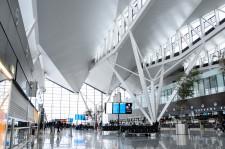 Otwarcie drugiego terminalu na lotnisku w Rębiechowie dwukrotnie zwiększyło jego przepustowość.
