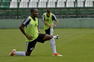 Christopher Oualembo otrzymał najwyższą notę wśród piłkarzy, którzy trafili do Lechii w trakcie poprzedniego sezonu
