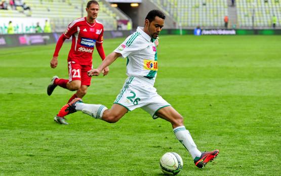 Deleu - zdaniem czytelników trojmiasto.pl - to najrówniej grający piłkarzy przez cały sezon 2012/13 w Lechii Gdańsk. Średnia not Brazylijczyka za wszystkie mecze to 4,4 w skali do 6 punktów.