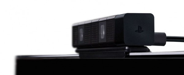 Kamera PS4. Nowe kamery mają umieć wyciąć obraz gracza z otoczenia oraz mierzyć odległość grającego od urządzenia.