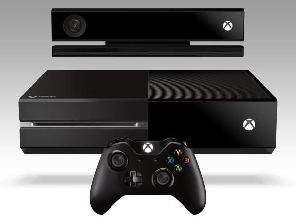 Microsoft Xbox One.