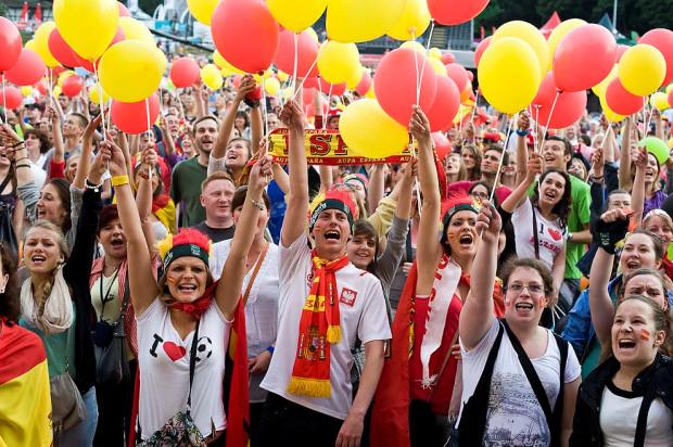 Euro 2012 było czasem świetnej zabawy i wielkiej promocji dla Gdańska.