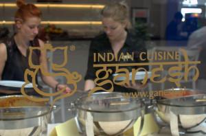 Ganesh w CH Kowale to restauracja z indyjską kuchnią przygotowywaną przez Hindusa.