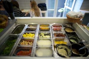 Zdrowa Opcja to tani bar ze zdrową żywnością we Wrzeszczu.