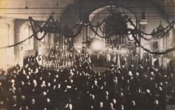 Wrzeszczański kościół był ważnym centrum Polonii w Wolnym Mieście Gdańsku.
