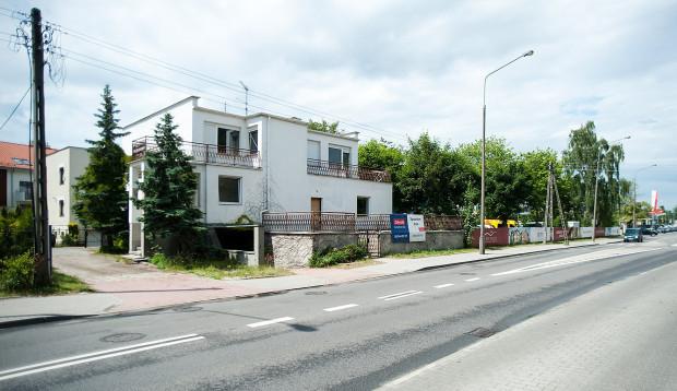Położony przy ul. Jelitkowskiej w Gdańsku dawny dom Nikodema Skotarczaka wymaga remontu elewacji, ale wnętrza ma w bardzo dobrym stanie.