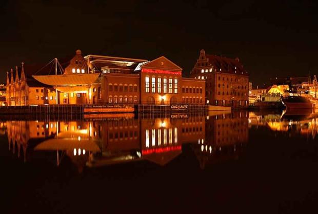 Koncerty będą odbywały się w Salonie Gdańskim, z którego okien rozpościera się widok na Motławę.