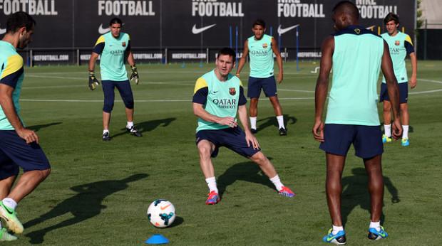 Leo Messi jest jednym z 13 piłkarzy z pierwszej drużyny FC Barcelona, którzy mają zameldować się w sobotę w Gdańsku.