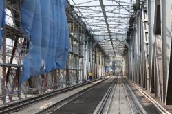 Remont północnego odcinka linii kolejowej E65, kóry łączy Trójmiasto z Warszawą potrwa co najmniej do końca 2014 roku i pochłonie ok. 9,5 mld zł.