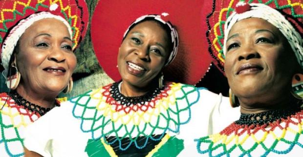 Mahotella Queens - królowe afrykańskiego popu z RPA. Na scenie równie długo, co Rolling Stones.