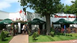 Włoska restauracja Tesoro w Sopocie.