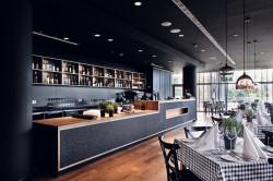 Restauracja Pescatore w sopockim Hotelu Mera Spa.