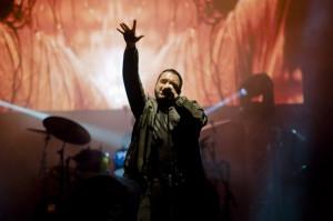 Alphaville ze swoimi rockowymi aranżacjami został najchłodniej przyjęty spośród trzech zespołów imprezy Discotex.