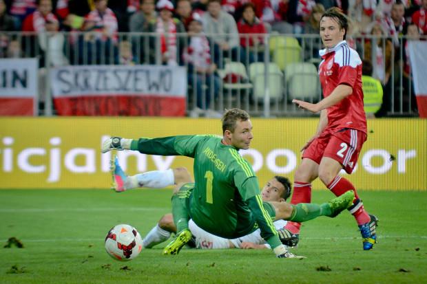Waldemar Sobota wyrównuje stan meczu na 2:2