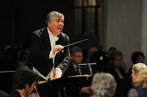 Jan Łukaszewski, inicjator i dyrektor Międzynarodowego Festiwalu Mozartowskiego Mozartiana.
