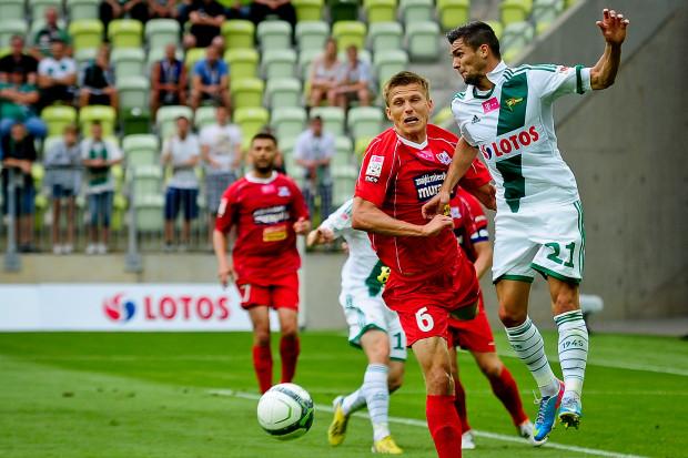 Mateusz Machaj jest jednym z tych piłkarzy, dla których mecz w Pucharze Polski stanowi szansę na udowodnienie przydatności do podstawowego składu także na ligowego spotkania.