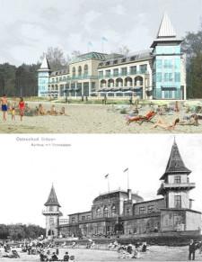 Nowa Hala Plażowa ma nawiązywać do swojego pierwowzoru z przełomu XIX i XX wieku.