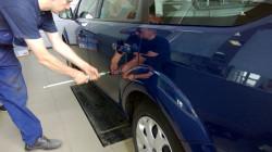 SMART to szybkie naprawy drobnych uszkodzeń lakieru lub wgnieceń na karoserii.