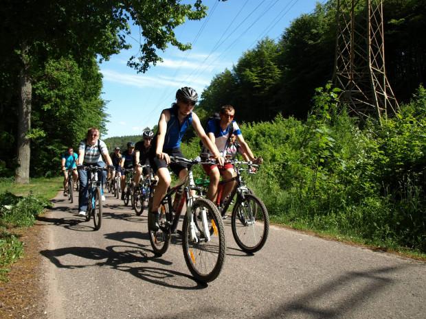 Najbliższy weekend zapowiada się pasjonująco zwłaszcza dla rowerzystów.