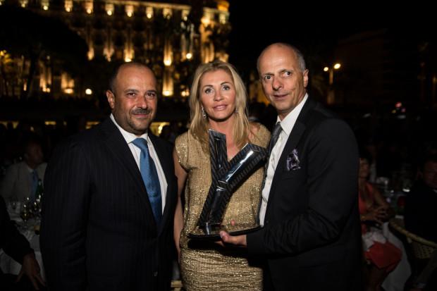 W ostatnią sobotę Francis Lapp został uhonorowany nagrodą Przedsiębiorcy Roku. Prestiżową statuetkę odebrał w Cannes podczas gali World Yacht Trophies 2013.